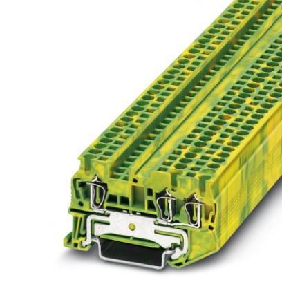 Schutzleiter-Reihenklemme ST 2,5-TWIN-PE