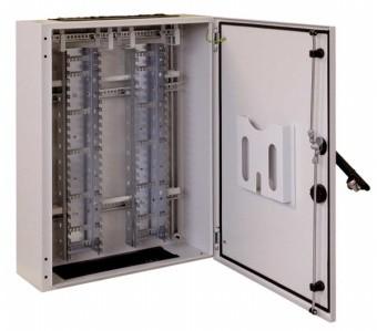 Telefon Wandverteilerschrank 2x350DA Montagebügel