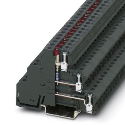 Bauelementreihenklemme TB 2,5-3L-LA 24RD/O-M I