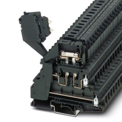 Sicherungsreihenklemme TB 4-2L-HESI (5X20) I
