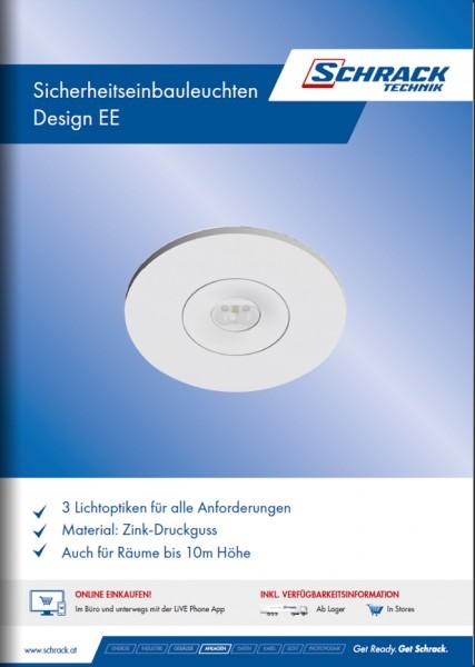 Notleuchte Design EE