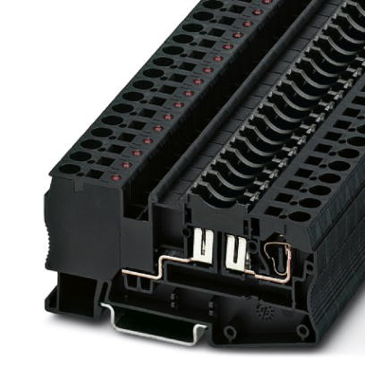 Sicherungsreihenklemme ST 4-FSI/C-LED 12