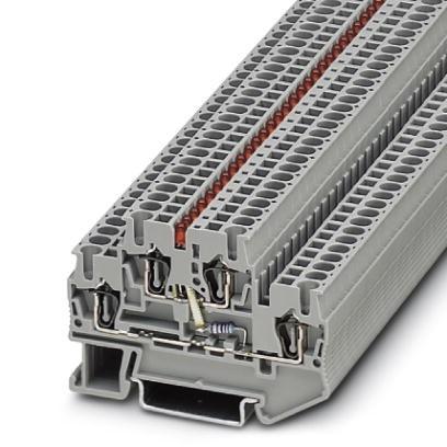 Bauelementreihenklemme STTB 2,5-LA 60 RD