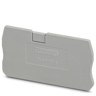 Abschlussdeckel D-ST 4