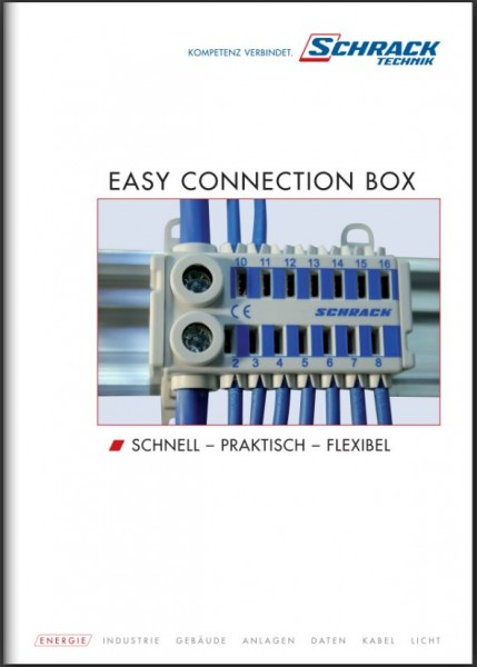 Folder zu Easy Connection Box