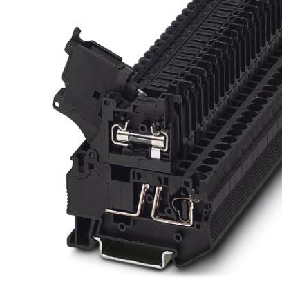 Sicherungsreihenklemme ST 4-HESI (5X20)