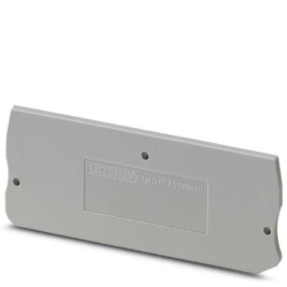 Abschlussdeckel D-PT 2,5-TWIN-MT