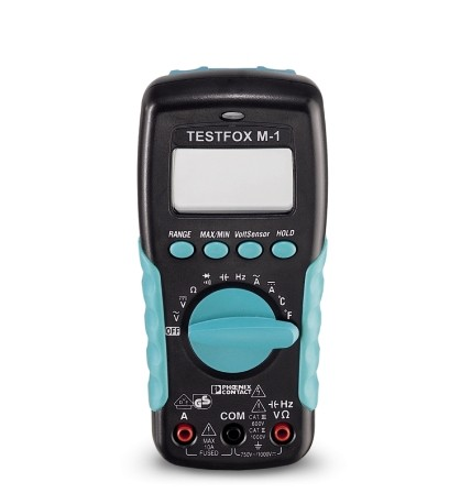 Digital-Multimeter TESTFOX M1