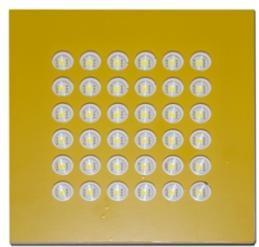 Farbige Ausführung für 1 Stk. Ligero DePie, bitte Farbe angeben
