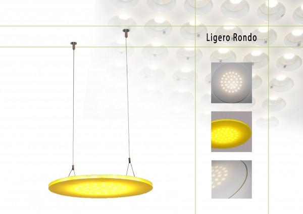 LigeroD3 Rondo 340 Decke - 230VAC; 21W