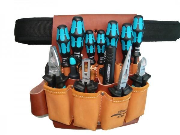 Gürteltasche mit 13 Werkzeugen