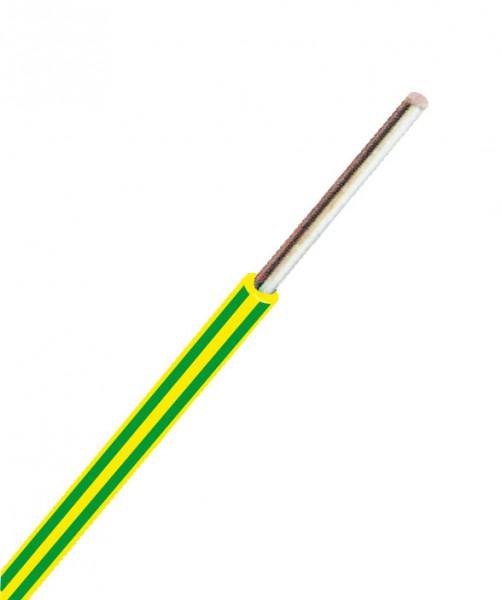 H07V-R (Ym) 95mm² gelb/grün, PVC Aderleitung mehrdrähtig