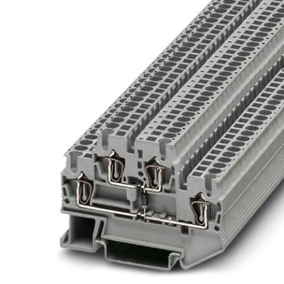 Bauelementreihenklemme STTB 2,5-DIO/O-U
