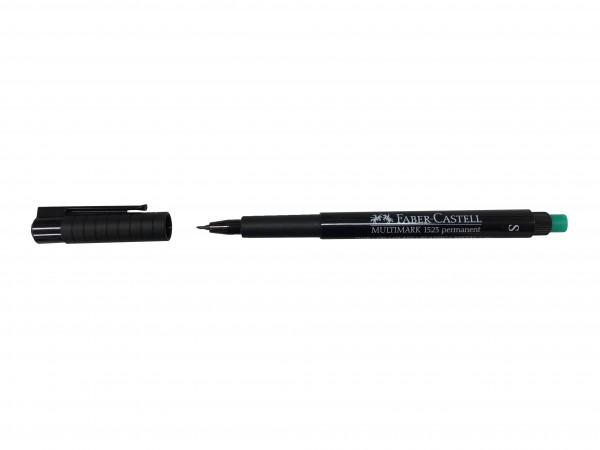 Beschriftungsstift (Permanent Marker), schwarz