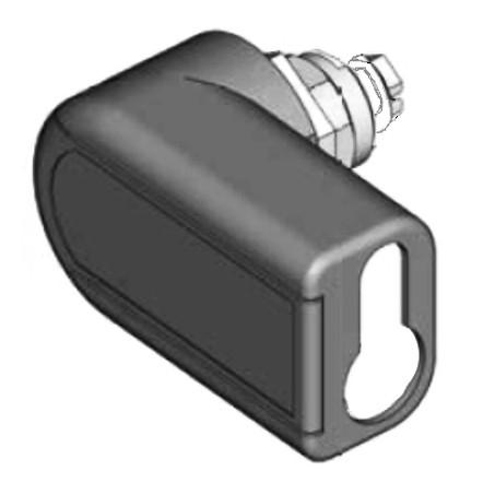 Mini-Schwenkhebel für Profilhalbzylinder statt WSM-Vorreiber