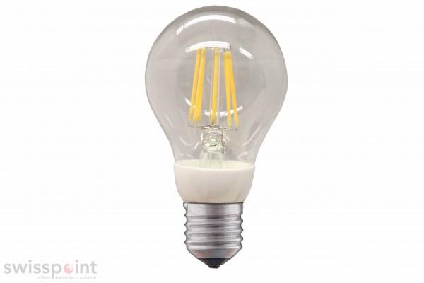 LCC Glühlampenform, 5.5W, E27, ww