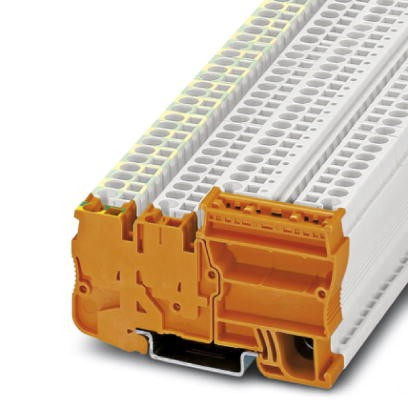 Installationsschutzleiterklemme STIO-IN 2,5/3-PE OG