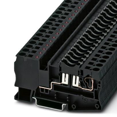 Sicherungsreihenklemme ST 4-FSI/C-LED 24