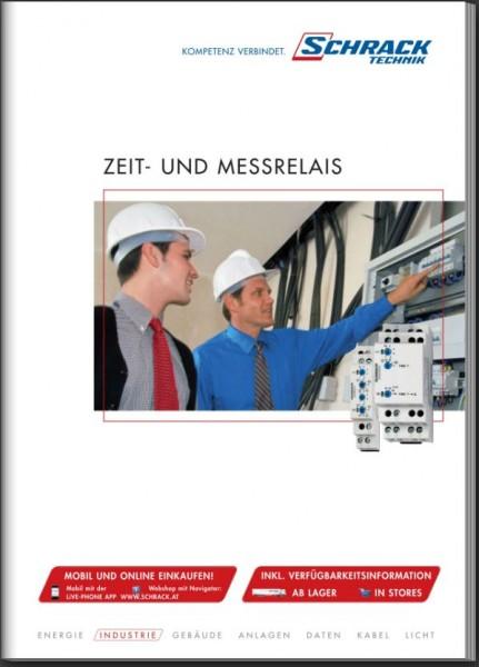 Katalog Zeit- und Messrelais Serie 5 und 6