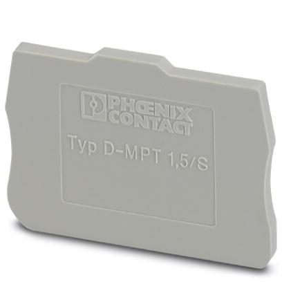 Abschlussdeckel D-MPT 1,5/S