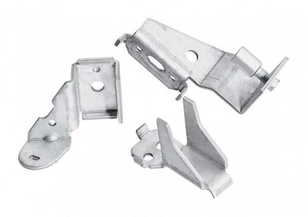 Montageplatten-Befestigungssatz komplett (VE= 2 Stk.)