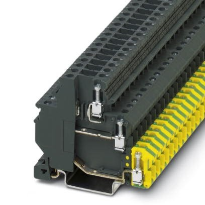 Installationsschutzleiterklemme TBIO 2,5-PE/L/TG I