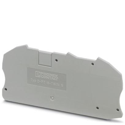 Abschlussdeckel D-PT 16-TWIN N