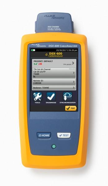 Fluke Messgerät DSX-600-PRO INTL
