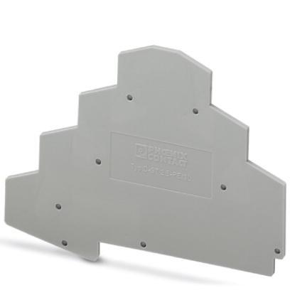 Abschlussdeckel D-ST 2,5-PE/3L