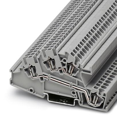 Installationsschutzleiterklemme STI 2,5-L/L
