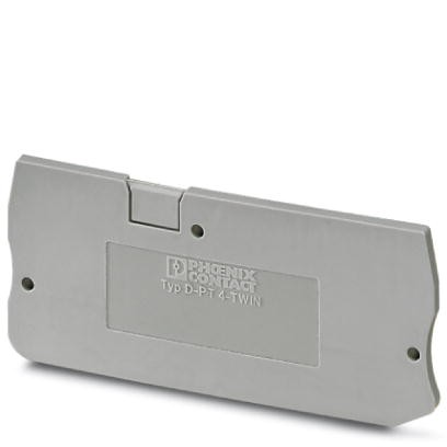 Abschlussdeckel D-PT 4-TWIN