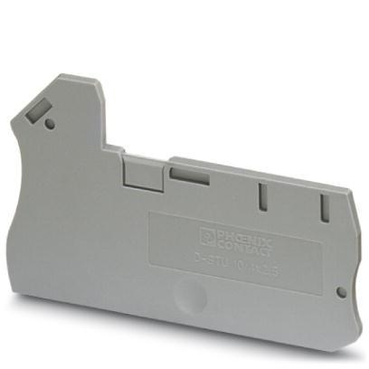 Abschlussdeckel D-STU 10/ 4X2,5