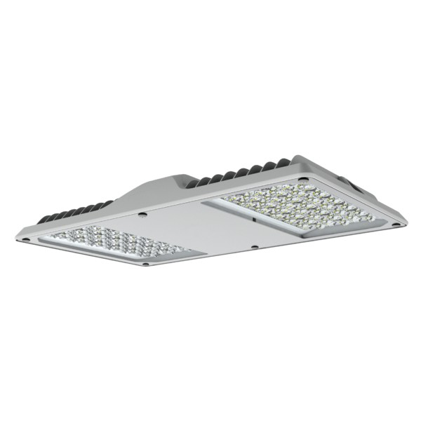 Arktur Square PLUS LED 220W 24000lm/765 EVG IP66 120x40°grau