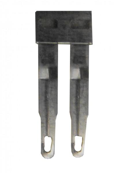 Parallelstegbrücke für HMM.2 & HTE.2, 2 Klemmen