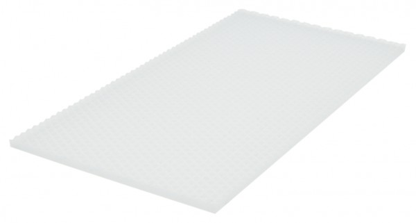 Mikroprismat. Einschub opal 93% - L-2000mm B-52,5mm H-2mm