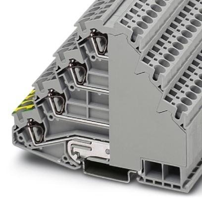 Mehrstockklemme ST 4-PE/3L