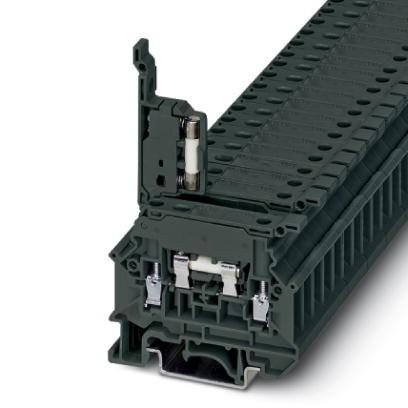 Sicherungsreihenklemme TB 4-HESI (5X20) I