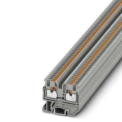 Mini-Durchgangsklemme MPT 1,5/S BU