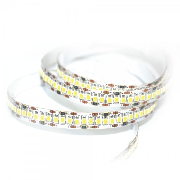 LED STRIP 18W/m 1700lm/m 4000K 12V 204LED IP20 120°