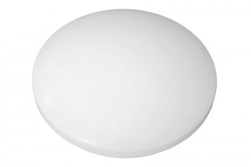 KARO LED 18W, 3000K, 1620lm, Opal, PMMA, IP44, Notleuchte