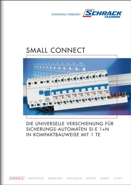 Folder Small Connect (2008)