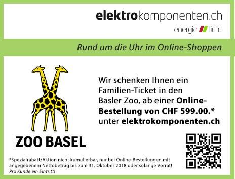 Familien-Tickets Basler-ZOO