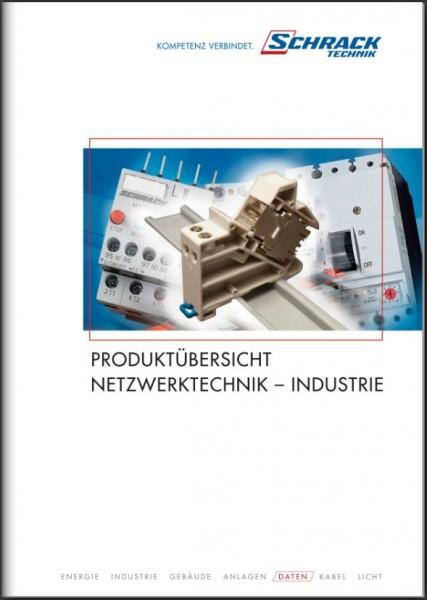 Folder Übersicht Produktportfolio Netzwerktechnik