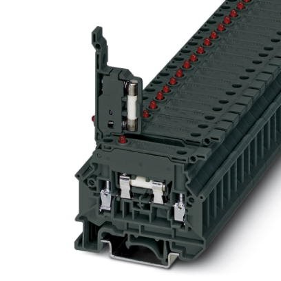 Sicherungsreihenklemme TB 4-HESILA 250 (5X20) I