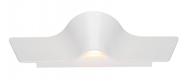 WAVE WALL Wandleuchte, weiß, 2x9W LED, 3000K