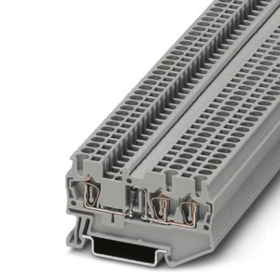 Bauelementreihenklemme ST 2,5-TWIN-DIO/L-R